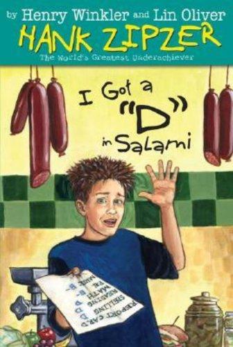 "I Got A """"D"""" In Salami (Turtleback School & Library Binding Edition) (Hank Zipzer; The World's Greatest Underachiever (Prebound)) pdf"