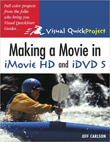 Making a Movie in iMovie HD and iDVD 5: Visual QuickProject