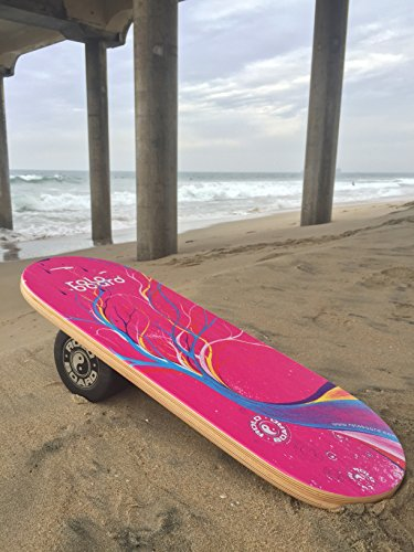 Rolo Balance Board Pink Bliss - Original Training Package by Rolo Board (Image #1)