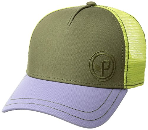 Pistil Buttercup Trucker Hat, Olive