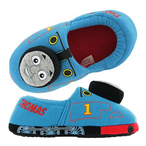 Thomas & Friends , Jungen Hausschuhe blau blau