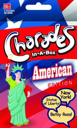 Charades-in-a-box: American Charade Dinner