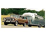 1985 Jeep Grand Wagoneer Airstream Trailer Photo Poster
