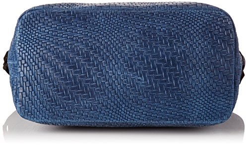 Blu Borse Bleu épaule 80061 Sacs Chicca portés zSYWnWg