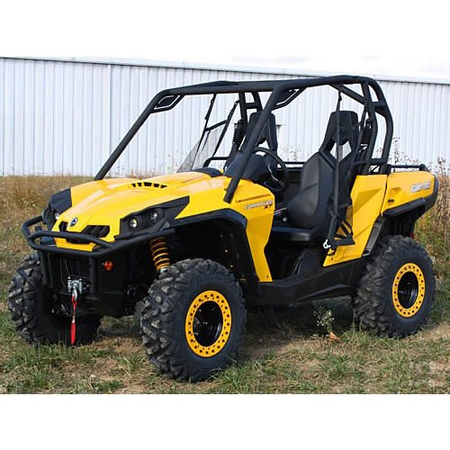 lift kit for can am commander - 2