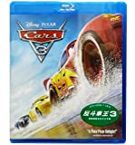 Cars 3 (Region A Blu-ray) (Hong Kong Version / English Language. Mandarin & Cantonese Dubbed) 反斗車王3