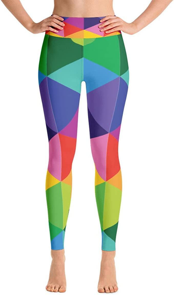 Size 10 Caribbean Joe Rainbow Tie Dyed Women/'s Capri Pants