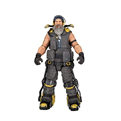 Funko Legacy Action Figure: Evolve Hank Action Figure: Funko Legacy Collection:: Toys & Games