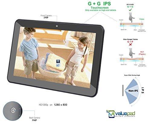 ValuePad VP112 IPS Lollipop Bluetooth 1280x800 product image