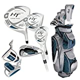 Affinity HT 3/8 Women's Right-Hand All Graphite Combo, Outdoor Stuffs