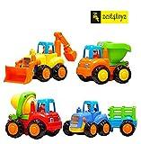 Zest 4 Toyz Unbreakable Automobile Car Toy Set, Multi Color