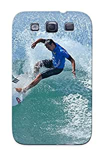 Christmas Day's Gift- New Arrival Cover Case With Nice Design For Galaxy S3- Surfing Surf Ocean Sea Waves Extreme Surfer (25)
