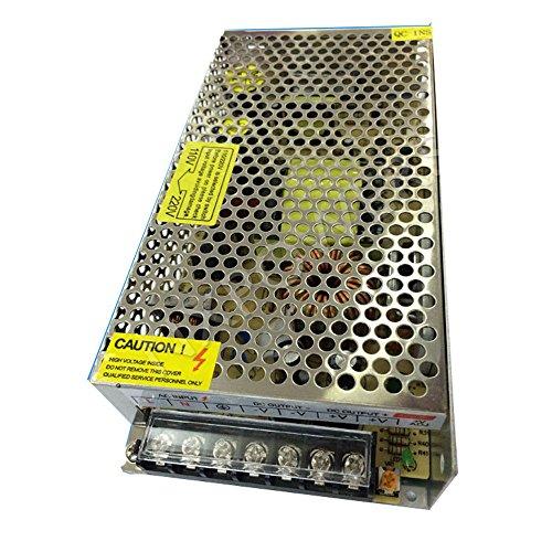 12v Ac Battery Switch (Henxlco AC 110V - 220V TO DC 12V Regulated Transformer Switch Power Supply Driver Adapter For CCTV camera Security System LED Strip Light (20A))