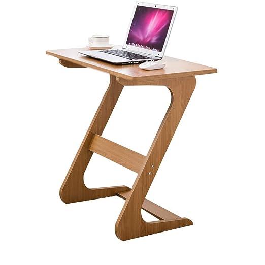 Bseack - Mesa de café pequeña para Ordenador portátil, Mesa ...