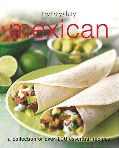 Everyday Mexican por None epub