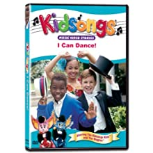 Kidsongs - I Can Dance (2002)