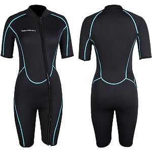 Amazon.com: Neosport Wetsuits Hombre 3 MM de neopreno ...