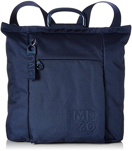 Mandarina Duck Md20 Tracolla - Shoppers y bolsos de hombro Mujer Azul (Dress Blue)