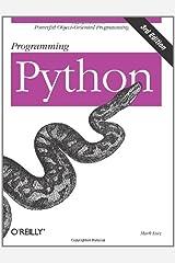 Programming Python Paperback
