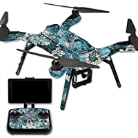 MightySkins Protective Vinyl Skin Decal for 3DR Solo Drone Quadcopter wrap cover sticker skins TrueTimberRift
