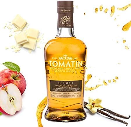 Tomatin Legacy Highland Single Malt Whisky 70 cl