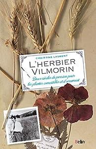L'Herbier Vilmorin par Christine Laurent