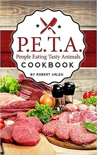 amazon people eating tasty animals cookbook robert arlen game