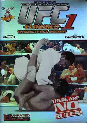 UFC Classics 1: The Beginning [Import], used for sale  Delivered anywhere in Canada