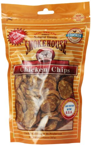 Top Rawhide Chips Dog Treats