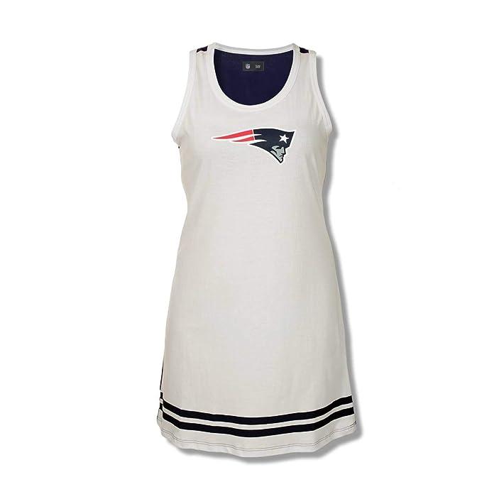 Vestido New England Patriots Nfl New Era Amazoncombr