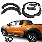 Mophorn Fender Flares Kit for 2011-2015 Ford Ranger