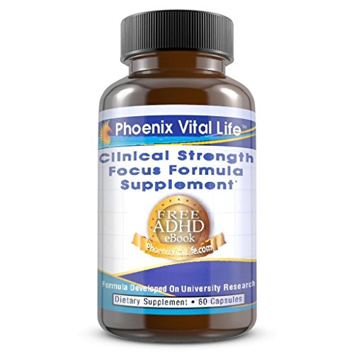 Focus Formula Concentration Attention Riboflavin product image