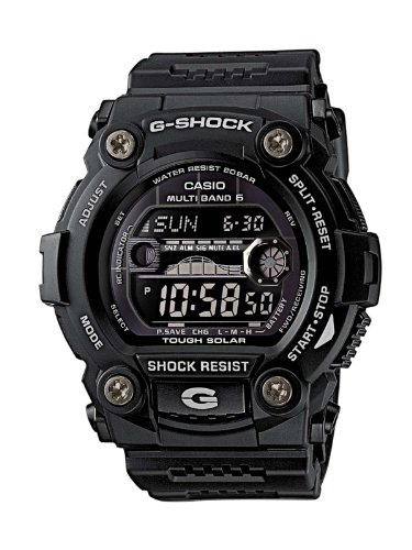 Casio G-Shock Tough Solar Mens Wristwatch Multiband 6 & Solar