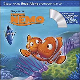 Finding Nemo Read-Along Storybook and CD: Disney Book Group