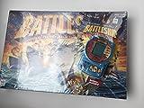 Hasbro, Milton Bradley Classic battleship boardgame with a bonus handheld electronic game