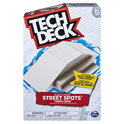 [해외]TECH DECK Build-A-Park Street Spots Venice Ledge Ramps Boards and Bikes / TECH DECK, Build-A-Park Street Spots, Venice Ledge, Ramps Boards and Bikes