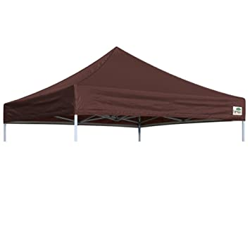 Pop Up Canopy Top Cover Replacement Top Cover Only (10x10 Feet Brown)  sc 1 st  Amazon.com & Amazon.com : Pop Up Canopy Top Cover Replacement Top Cover Only ...
