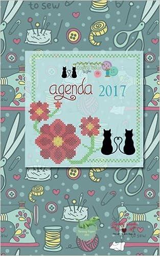 Agenda 2017 cositas lindas by mika: interior blanco y negro ...