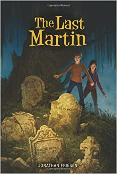 The Last Martin HB