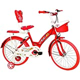 AVON Kite 20 Cycles for Girls - Red/White