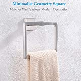 Aomasi Hand Towel Ring, SUS304 Stainless Steel