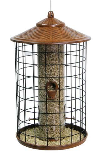 Hiatt Manufacturing Grande Squirrel Proof Feeder 2 only