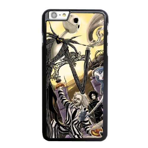Coque,Coque iphone 6 6S 4.7 pouce Case Coque, Corpse Bride And Nightmare Before Christmas Cover For Coque iphone 6 6S 4.7 pouce Cell Phone Case Cover Noir