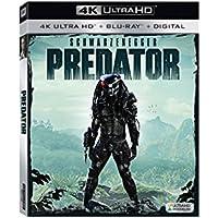 Predator (Collector's Edition) (4K Ultra HD + Blu-ray + Digital) (VUDU Instawatch Included)