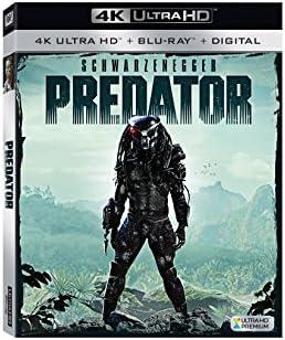 Predator (Collector's Edition) (4K Ultra HD + Blu-ray + Digital)