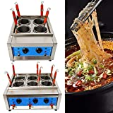 Dyrabrest 4/6 Baskets Commercial Electric Noodles