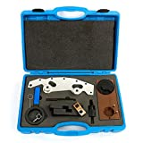 Tdogs Engine Timing Locking, Camshaft Double Vanos Alignment Timing Tool Kit for BMW M52TU/M54/M56