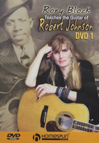 Rory Block Teaches the Guitar of Robert Johnson, Vol. 1 and 2 ()