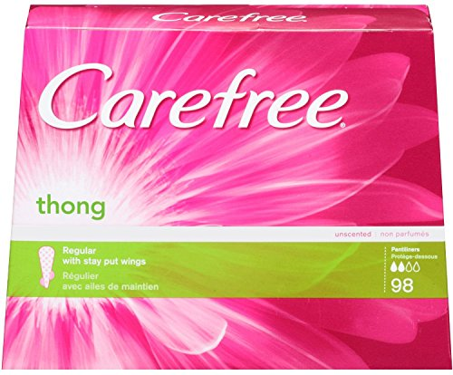 carefree-thong-pantiliners-regular-protection-unscented-98-count-pack-of-2