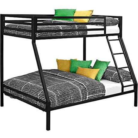 Your Zone Premium Twin Over Full Bunk Bed